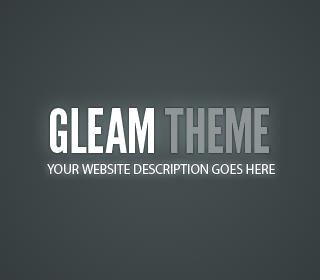 gleam - by Elegant Themes